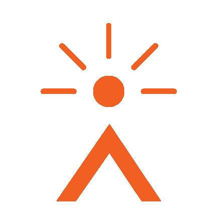 icon 4 rays