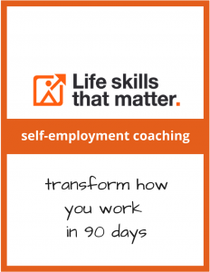 Self-Employment Coaching