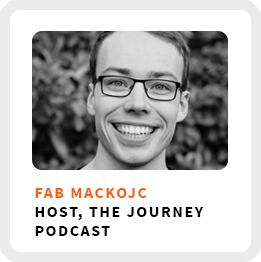 Pros and Cons of Working Remotely With Fab Mackojc (046)