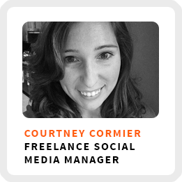3 Steps to Start Freelancing With Courtney Cormier (056)