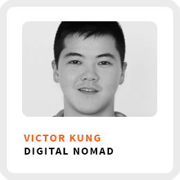 Victor Kung The Remote Lifestyle