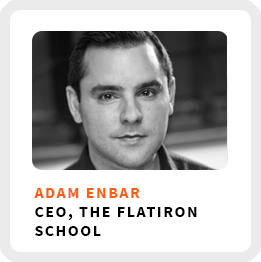 Learn a Marketable Skill With Coding School Co-Founder Adam Enbar (050)
