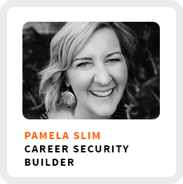 Building Career Security With Pamela Slim (077)