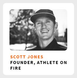 Bringing the Athlete Mindset to Business With Scott Jones (090)