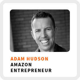 Selling Products on Amazon 101 With Adam Hudson (110)