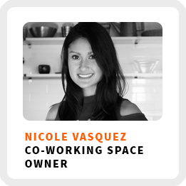 Going All In With Co-Working Space Owner Nicole Vasquez (096)