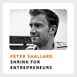 Find Your Superpower + Beat Procrastination With Peter Shallard (092)