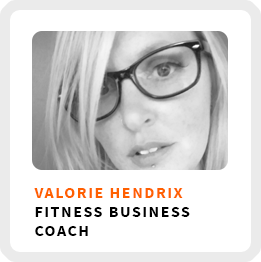 Business Coach to Fitness Professionals With Valorie Hendrix (113)