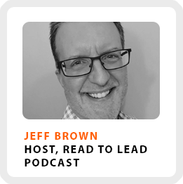 How a Learning Habit Creates Opportunity With Jeff Brown (128)