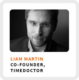 Time Doctor Liam Martin