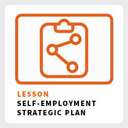 Lesson-Self-Employment-Strategic-Plan