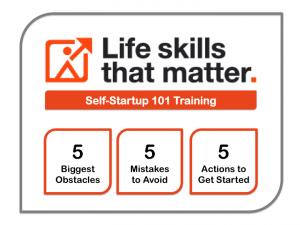 Self-Startup Training