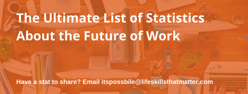 Future of Work Stats Ultimate List