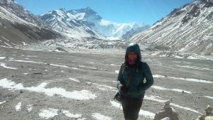 Marinel in Tibet