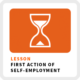 Lesson-First-Action-of-Self-Employment