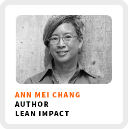 Accelerate Your Progress By Experimenting With Ann Mei Chang (245)
