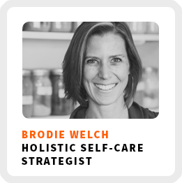 How To Practice Self Care When You Work For Yourself With Brodie Welch (248)