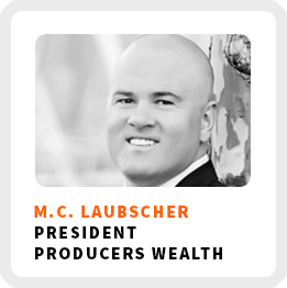 Why You Are Your Most Valuable Asset With M.C. Laubscher (254)