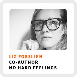Why Feeling Your Feelings At Work Is OK With Liz Fosslien (264)