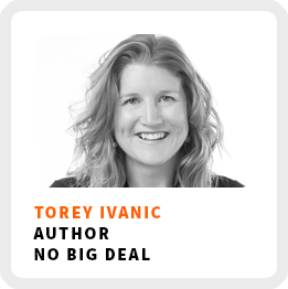 Create Space To Make a Big Change With Torey Ivanic (274)