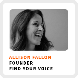 Get Unstuck By Writing Daily With Allison Fallon (277)
