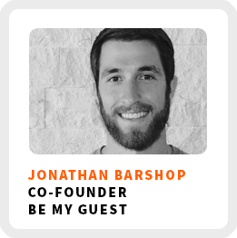 Put In The Extra Effort To Get Noticed With Jonathan Barshop (275)