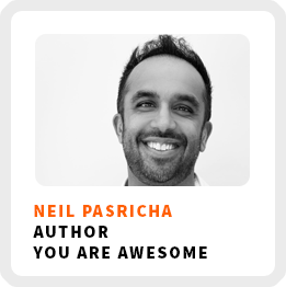 Neil-Pasricha wants to show you how to be more intentional