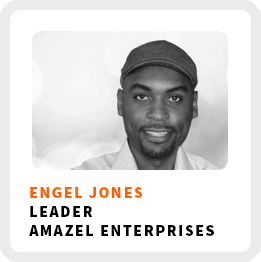 Your Voice Is Your Business With Engel Jones (322)