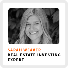 Invest In Real Estate To Fund Your Passion With Sarah Weaver (324)