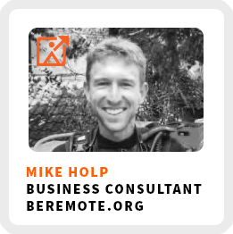 Start A Business As You Travel Mike Holp