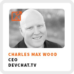 Freelance Software Developer Charles-Max-Wood