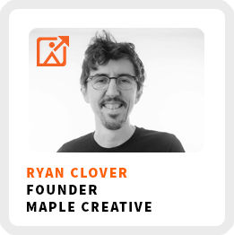 Ryan-Clover freelance web developer